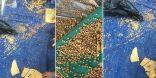 جمارك ميناء الشويخ تحبط محاولة إدخال 3 ملايين حبة كبتاغون