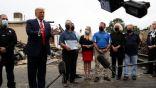 جاكوب بليك: ترامب يزور مدينة كينوشا المضطربة لدعم تعامل الشرطة مع الاحتجاجات