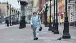 روسيا تسجل 57 وفاة و5509 إصابات جديدة بفيروس كورونا