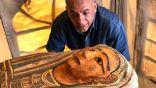 آثار مصر الفرعونية: الكشف عن توابيت مدفونة منذ 2500 سنة في منطقة سقارة الأثرية