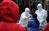 الصين: إقالة وإيقاف مسؤولين صحيين بسبب حالات الإصابة المحلية الأخيرة بكورونا