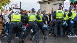 فيروس كورونا: اعتقالات في صفوف محتجين على قيود الإغلاق في العاصمة البريطانية لندن.    #العبدلى_نيوز