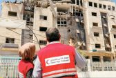 الخارجية تدين إستهداف الاحتلال لمقر الهلال الأحمر القطري في غزة.        #العبدلي_نيوز
