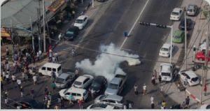 مقتل 7 على الأقل في أعنف يوم للاحتجاجات ضد الانقلاب بميانمار.   #العبدلي_نيوز
