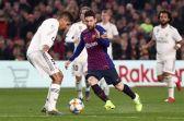 ملخص واهداف مباراة برشلونة وريال مدريد في كأس ملك إسبانيا