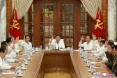 فيديو.. أول ظهور لزعيم كوريا الشمالية بعد شائعة دخوله في غيبوبة