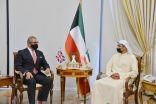 نائب وزير الخارجية يجتمع مع وزير الدولة البريطاني لشؤون الشرق الأوسط وشمال أفريقيا..          #العبدلي_نيوز