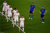 إيطاليا تسقط في فخ التعادل أمام سويسرا بتصفيات كأس العالم 2022