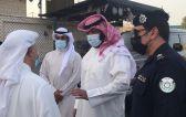 معالي محافظ العاصمة الشيخ طلال الخالد يواصل جولاته على عدد من الحسينيات في المحافظة