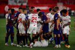 ملخص مباراة برشلونة واشبيلية في الدوري الإسباني