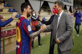 سكاي: ميسي سيجدد عقده مع برشلونة حتى 2023.. مسألة وقت
