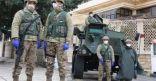 الأردن تقرر عزل محافظة إربد عن باقي المحافظات بسبب فيروس كورونا